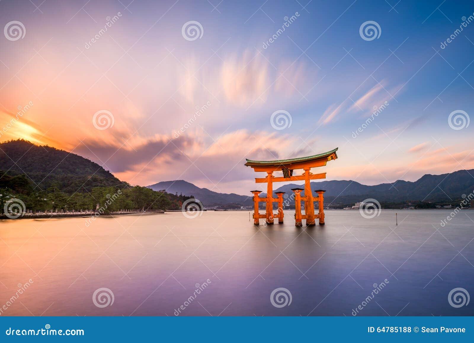 Miyajima, Hiroshima, Japão