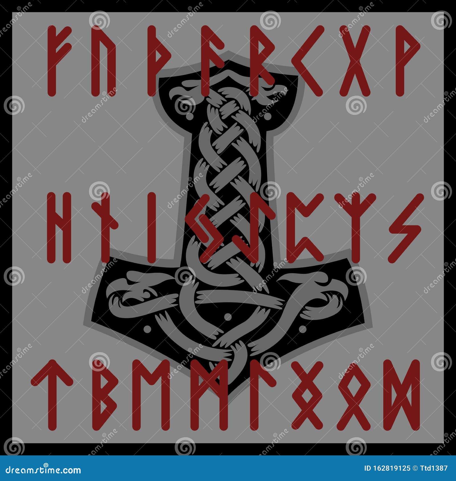 Pagan Runes