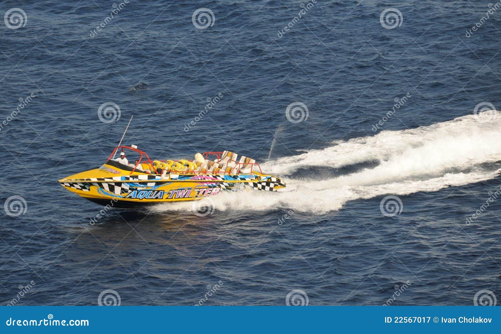 Mknięcie łódkowata wycieczka turysyczna