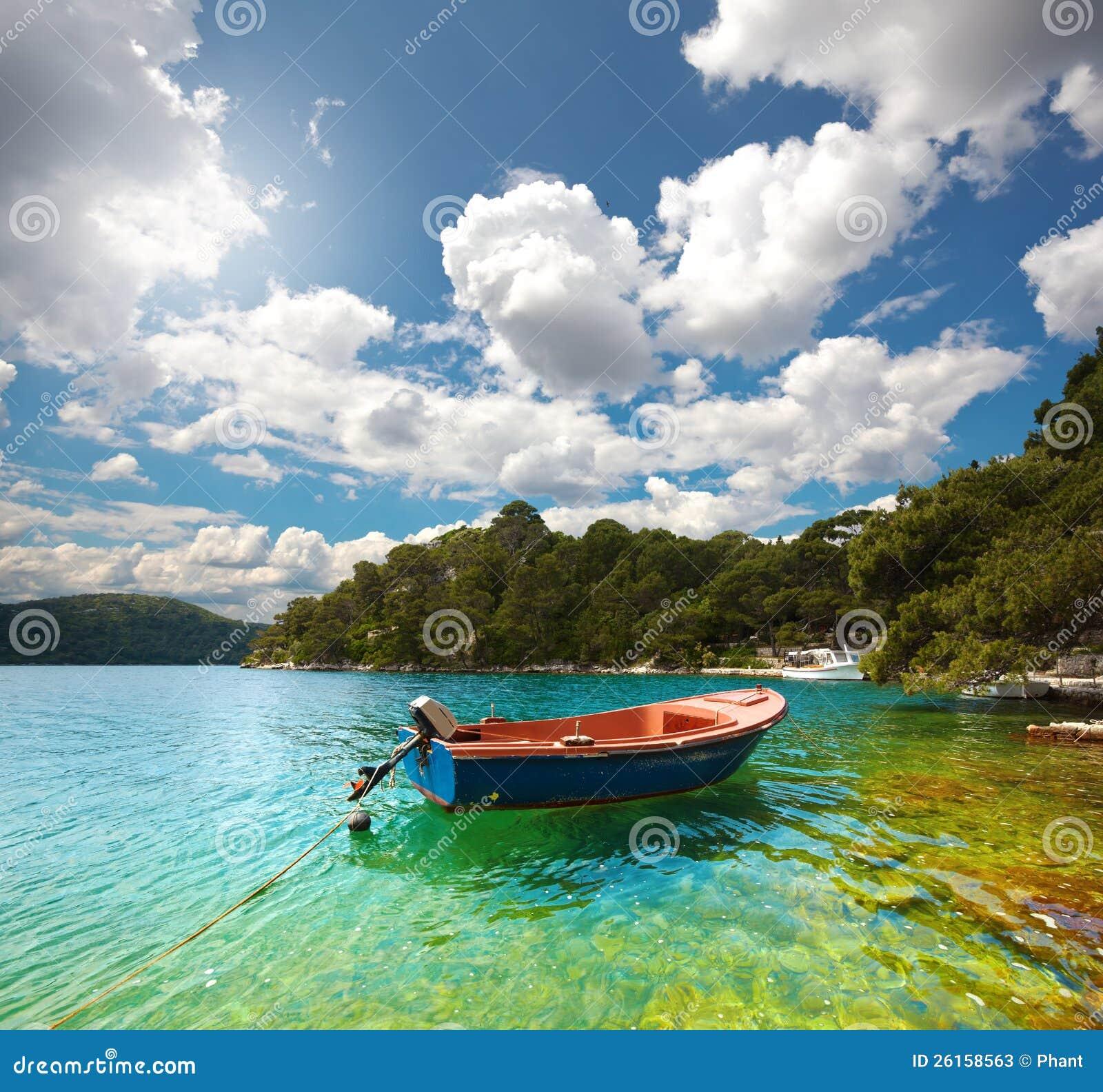 Mljet. Croatia. Stock Photos - Image: 26158563