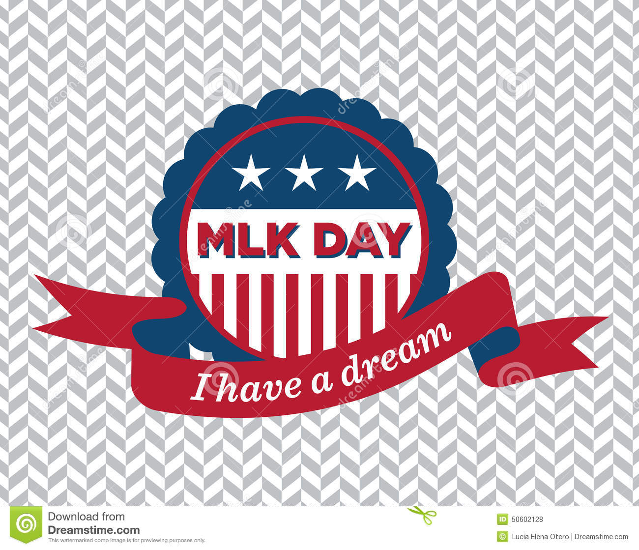 Martin Luther King Jr. Day Sign Stock Photography - Image: 17776682