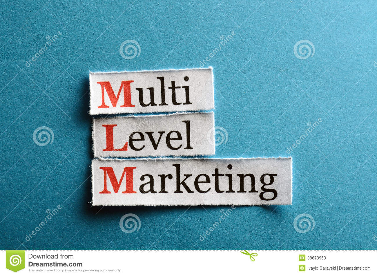 research paper on multi level marketing Mark januszewski world's laziest laundry products, and paper products lg h&h cosmetics products comprise foam cleansers marketing style: multi-level.