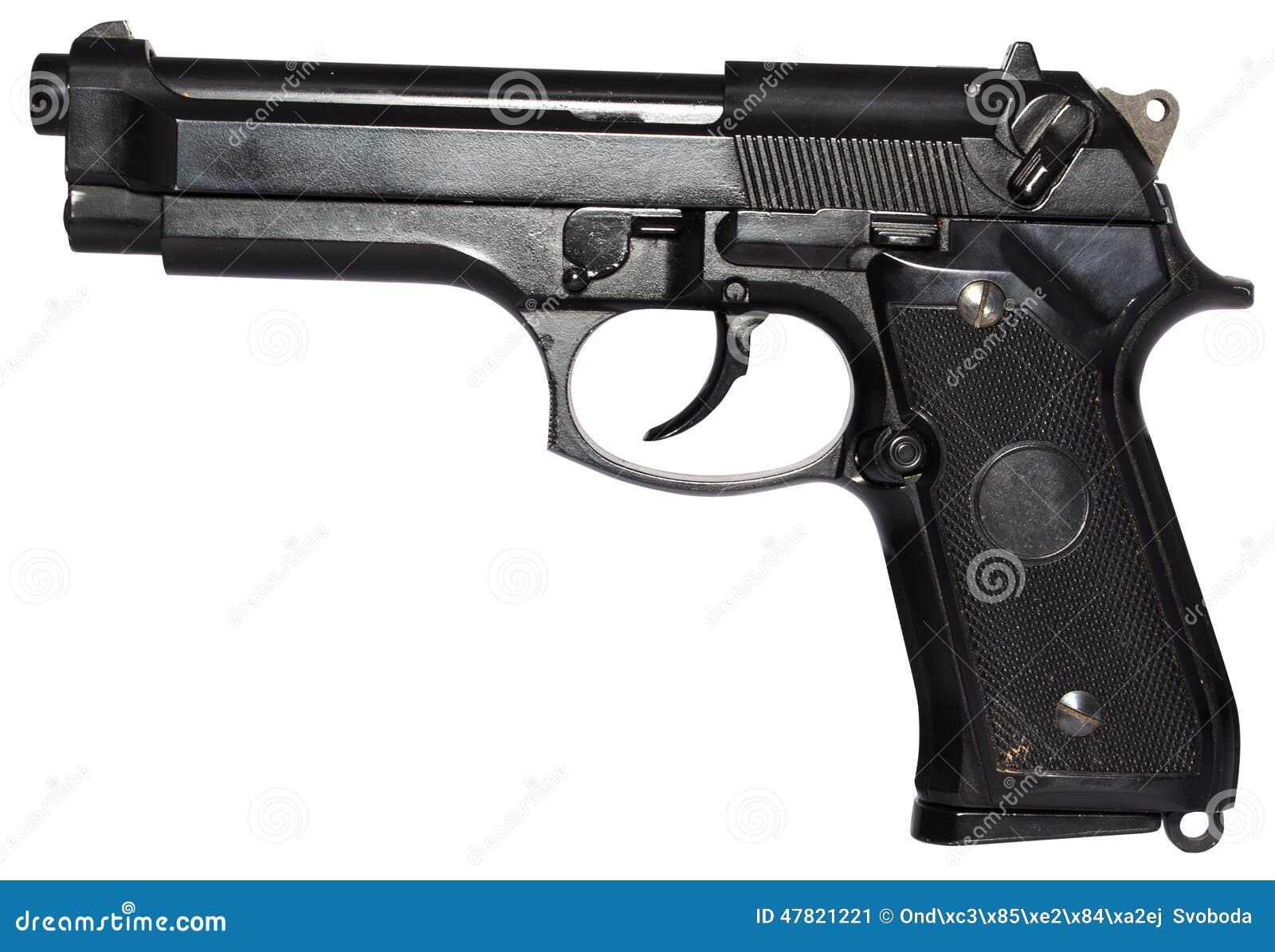 9mm handeldvapen