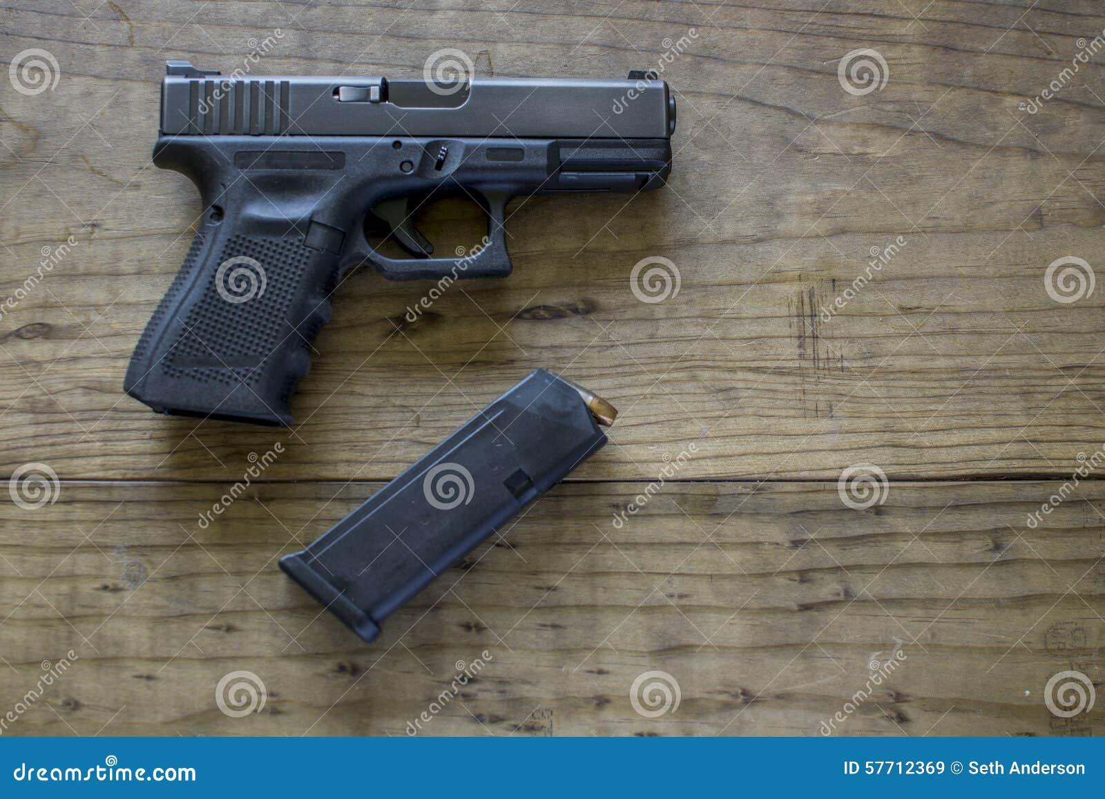 9MM pistool
