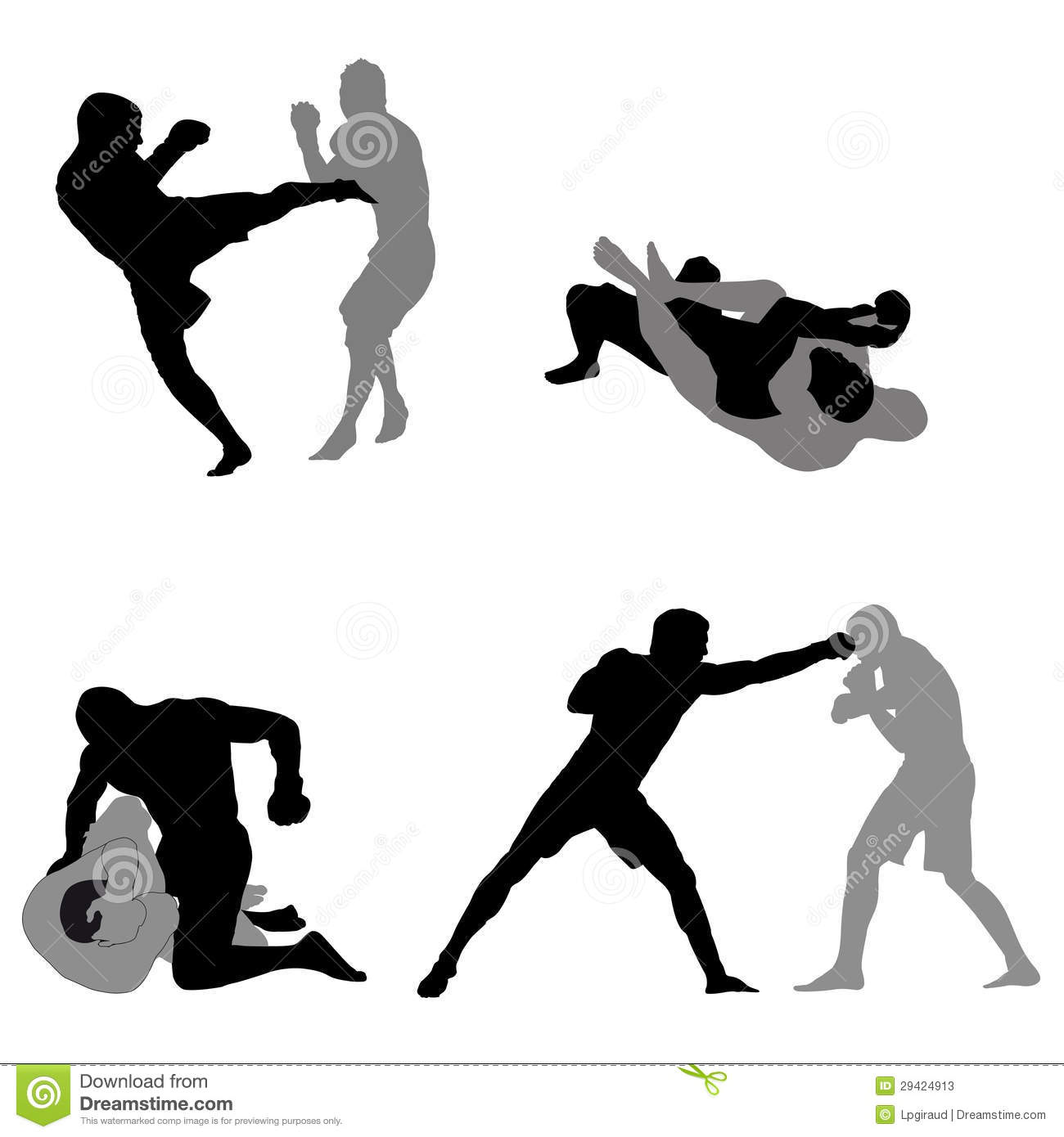 how to learn ufc fighting moves