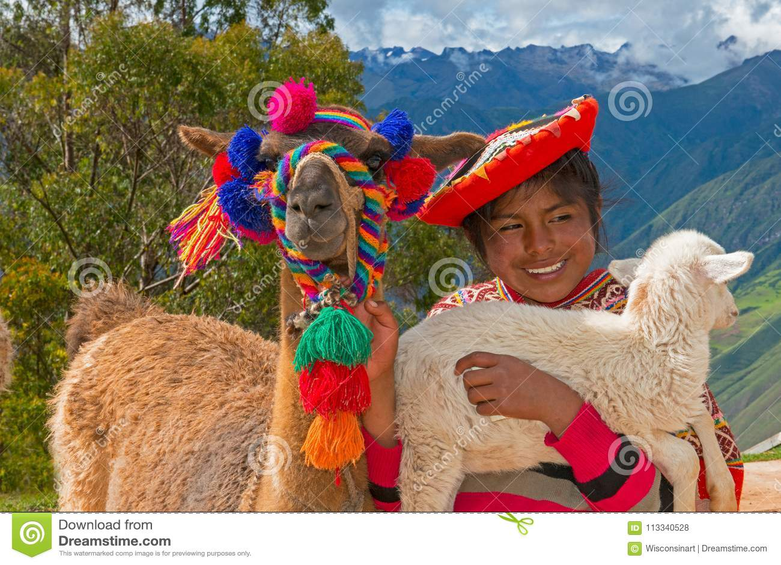 Moça, Peru People, curso