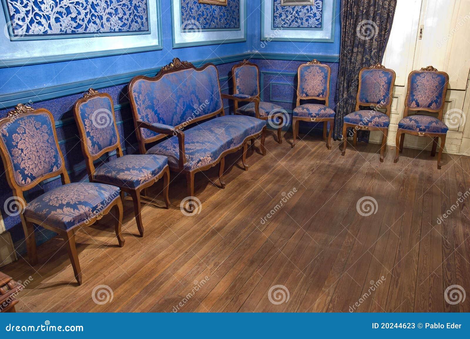 Mobília do vintage