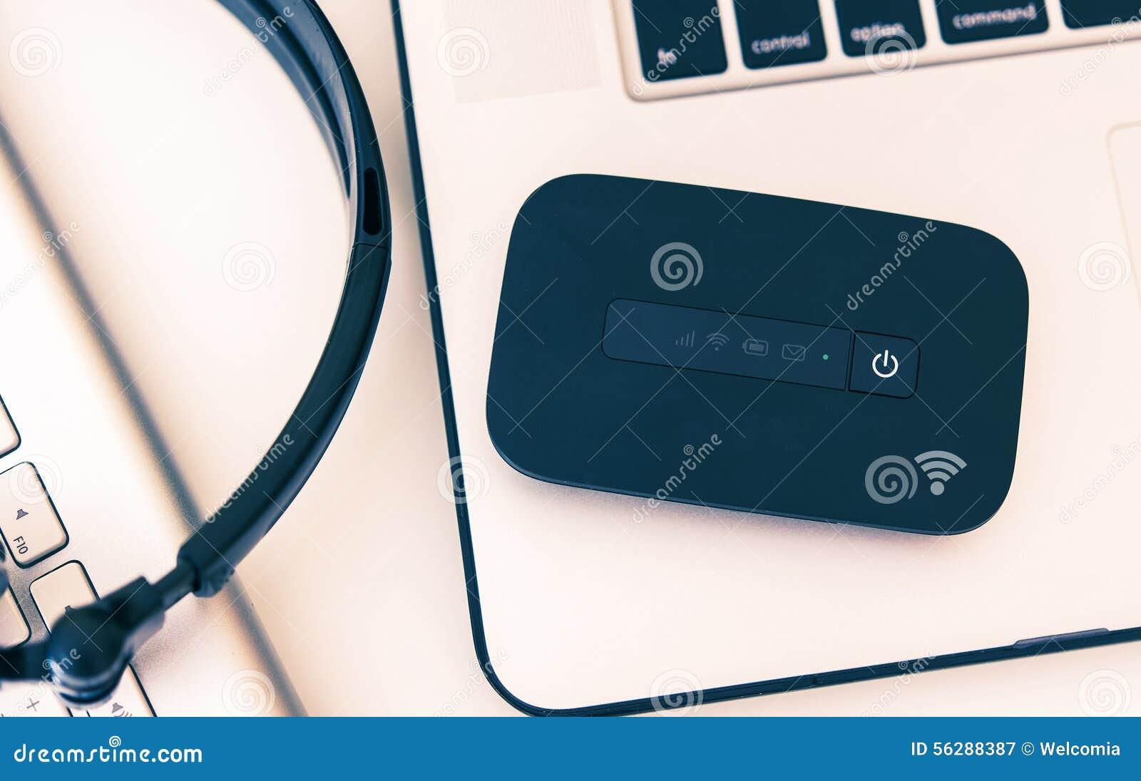 Mobiel Hotspot Apparaat
