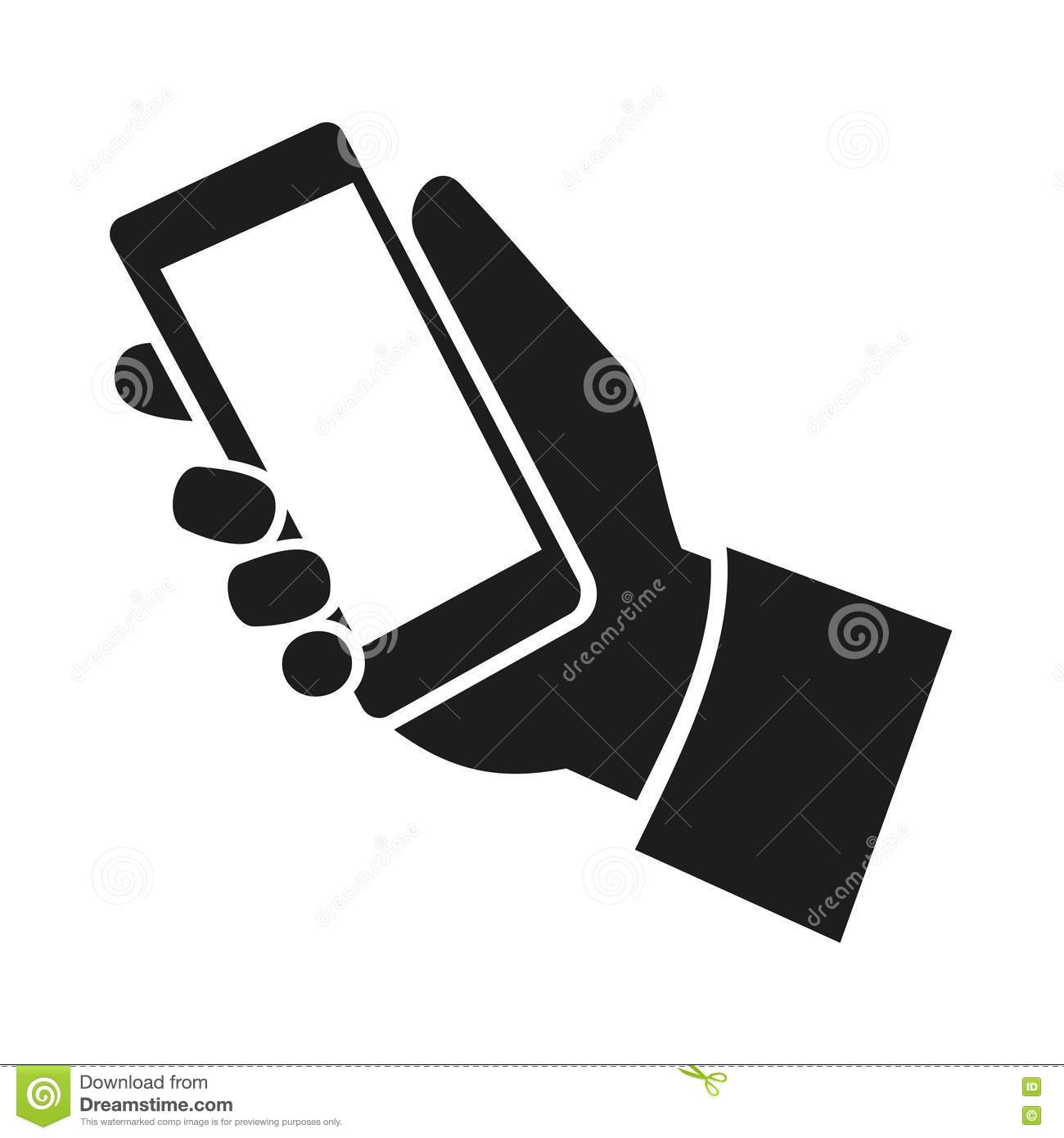 how to use mobile phone on stage