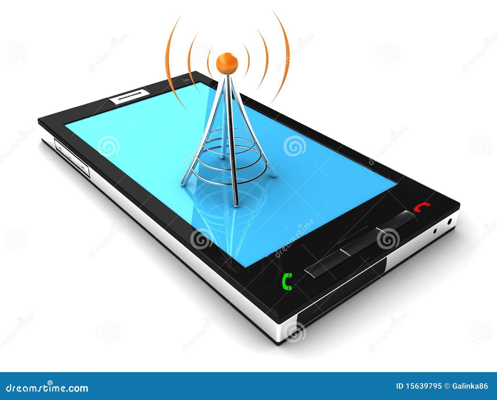 Mobiele aansluting