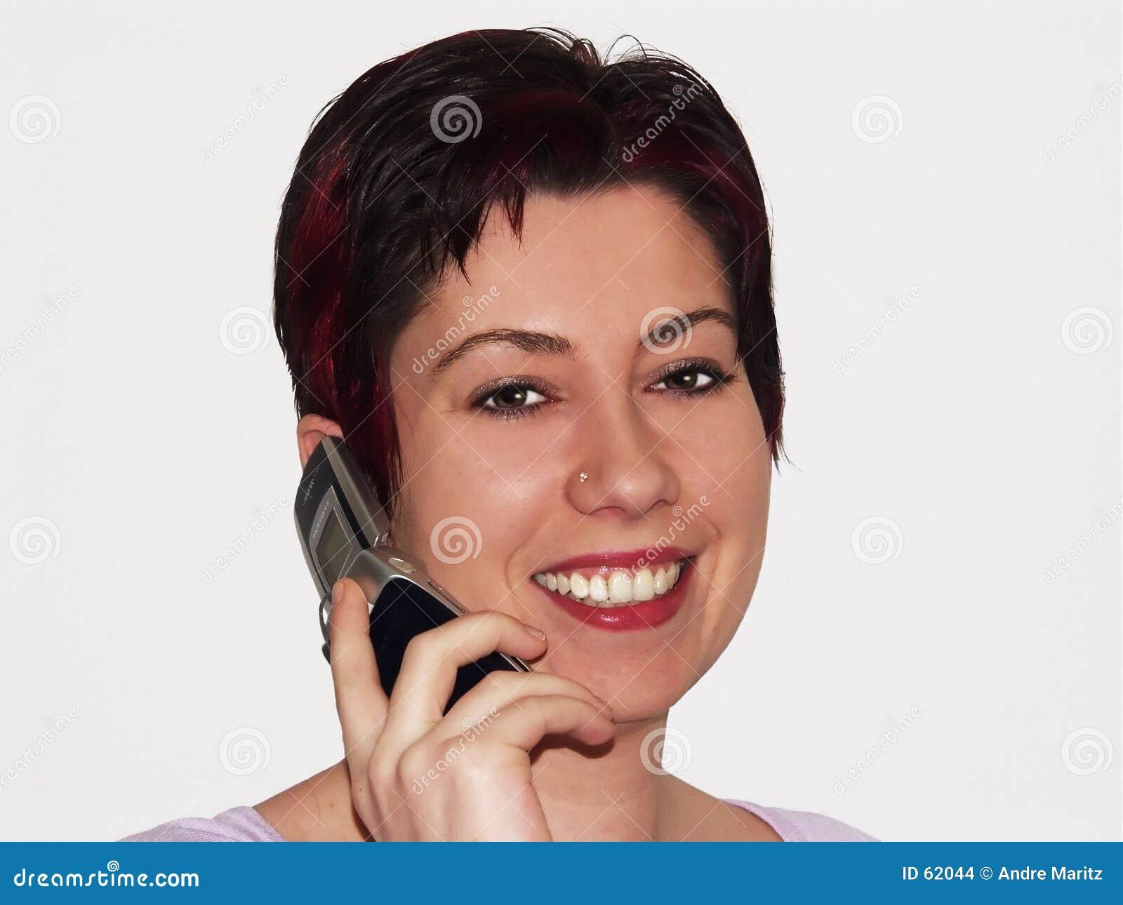 Mobiele bespreking