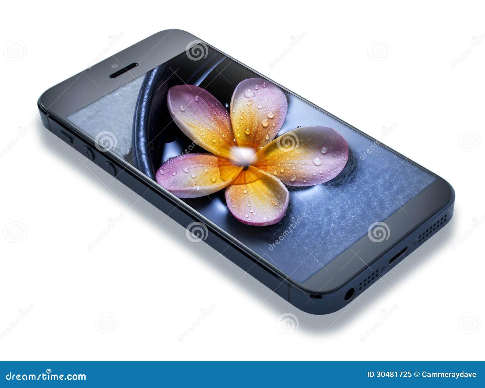 Mobiele de Celtelefoon van Smartphone
