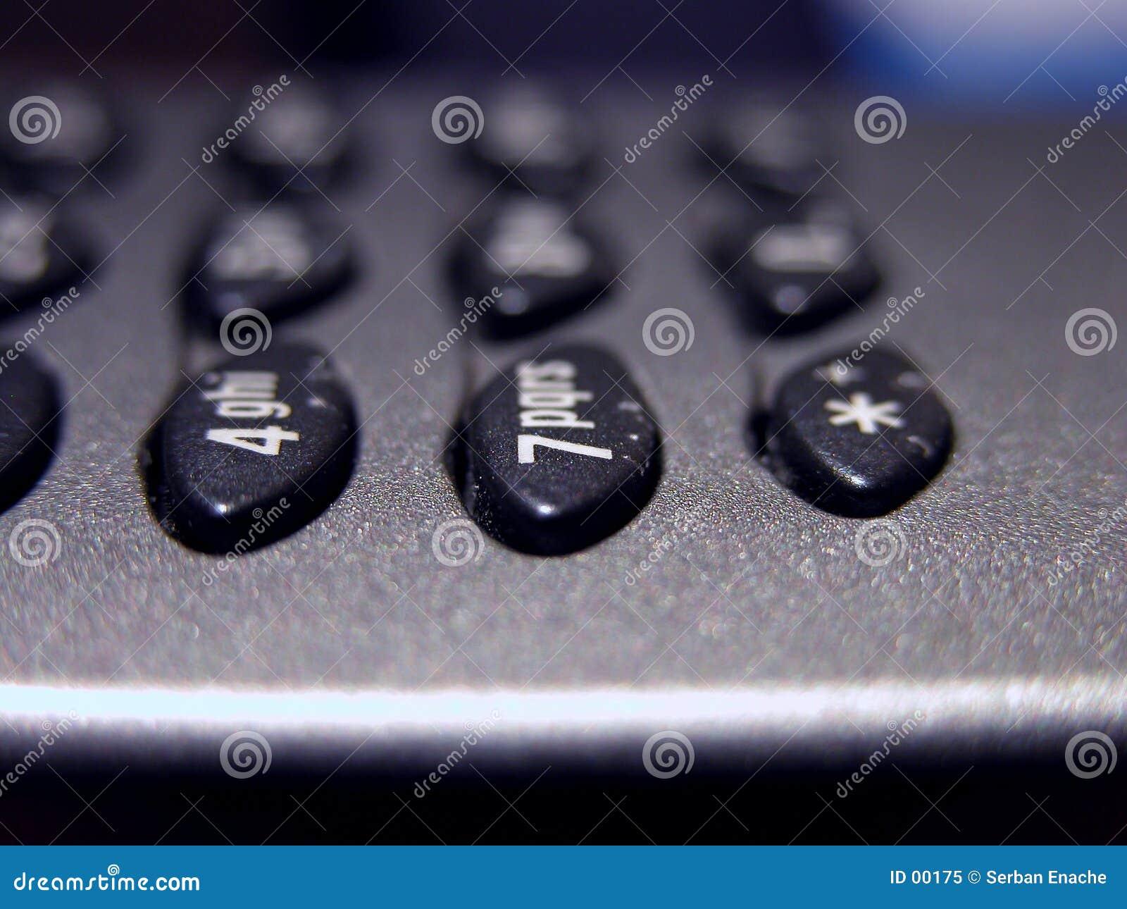 Mobiele telefoon - detail