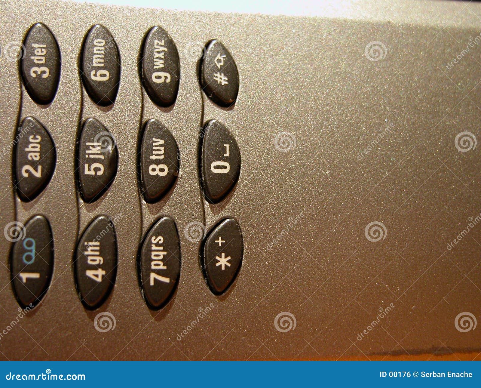 Mobiele telefoon - detail 2