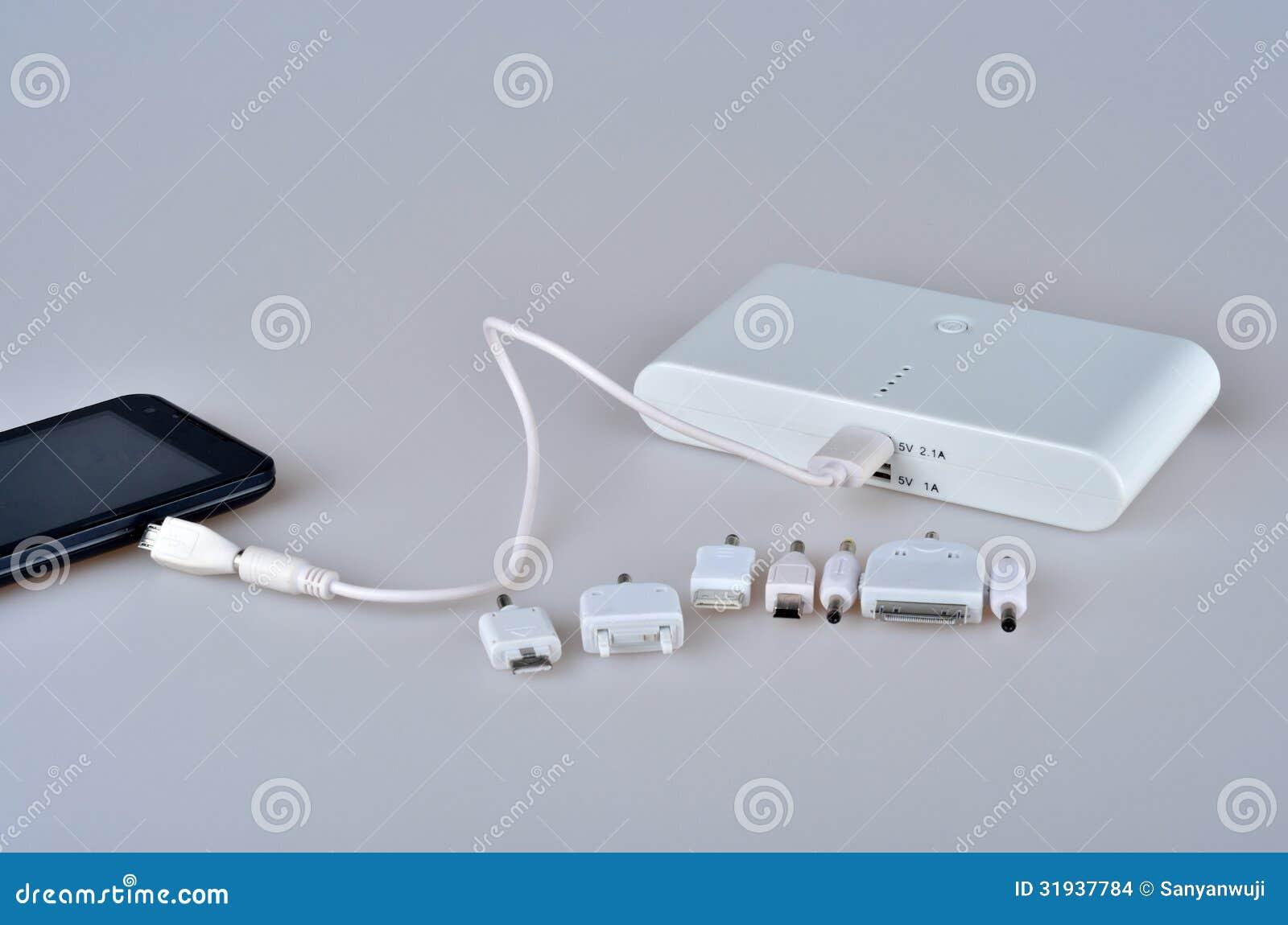 Mobil strömförsörjning
