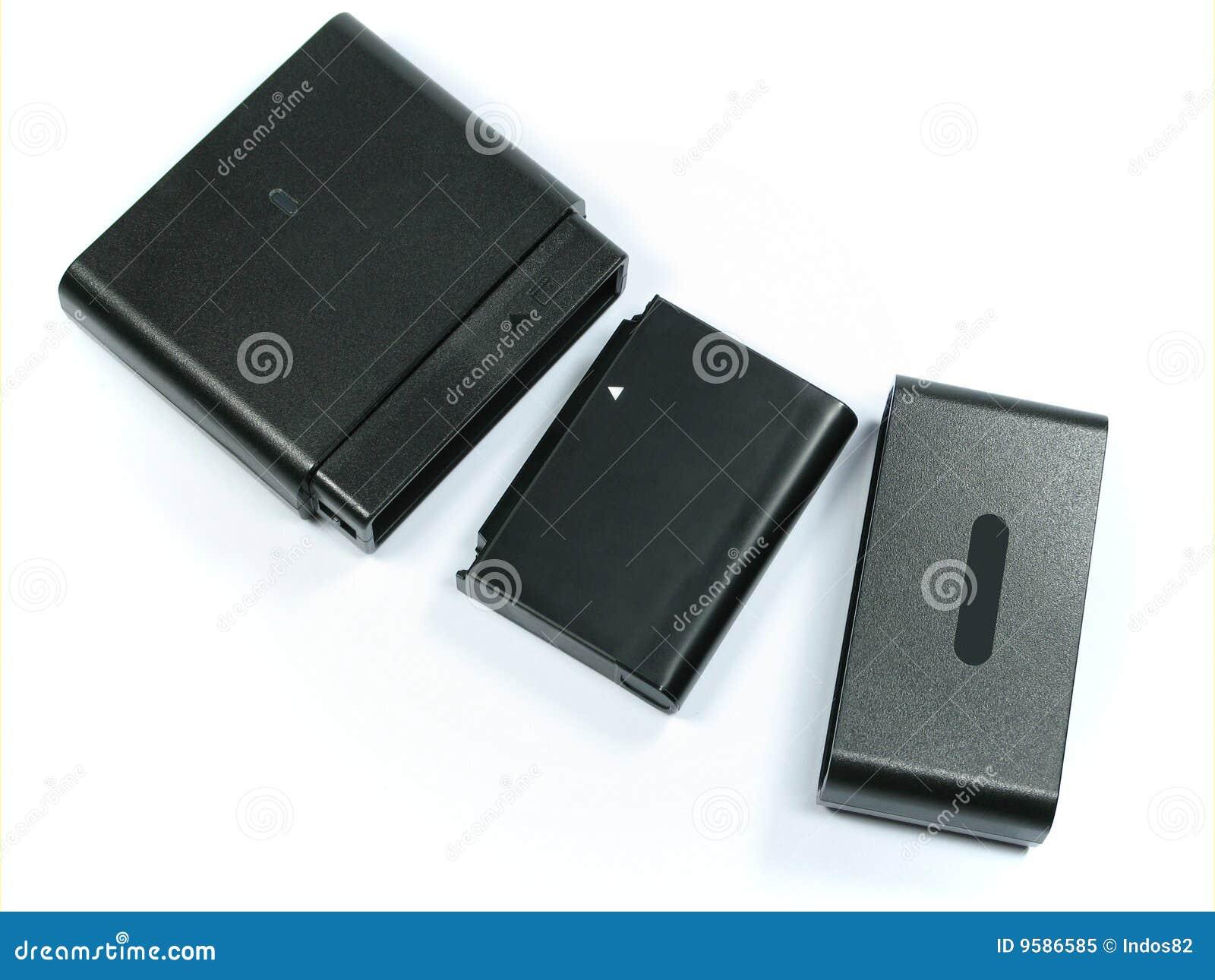 Mobil telefonbatteriuppladdare