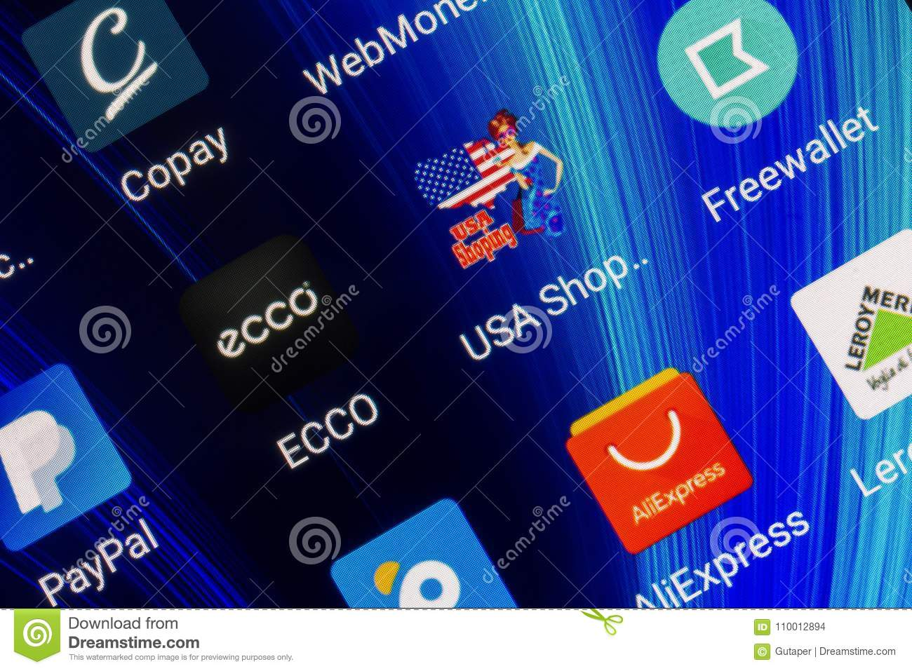 Mobile App For Online Shopping At Popular Shop Ecco Usa Shopping