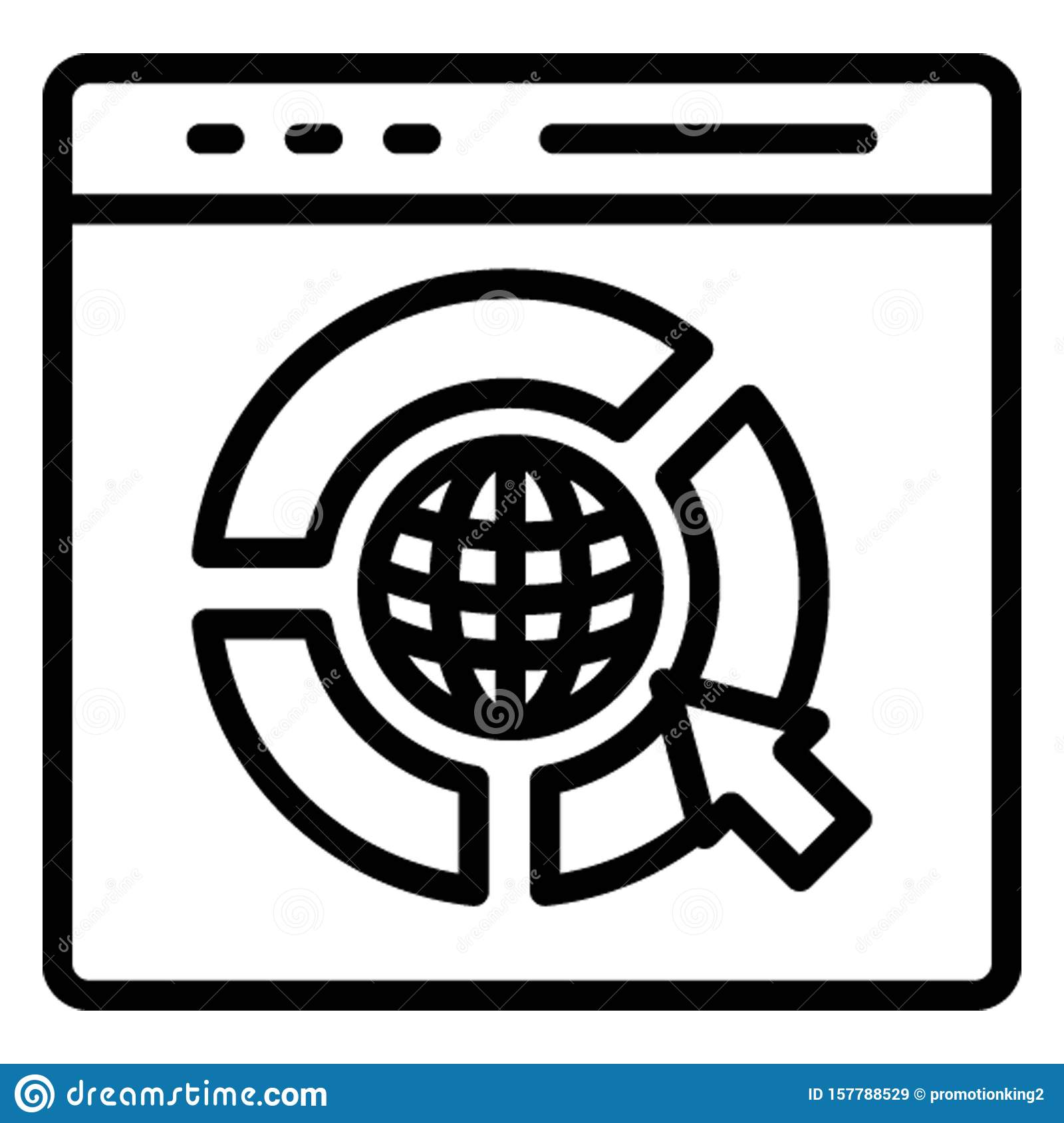 Mobile configuration, online maintenance . Vector icon which can easily modify or edit