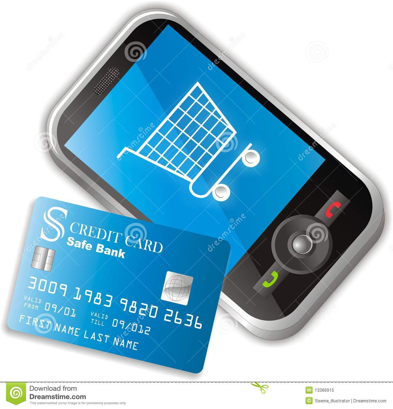 Mobile e commerce royalty free stock photo image 13366915 for E commerce mobili