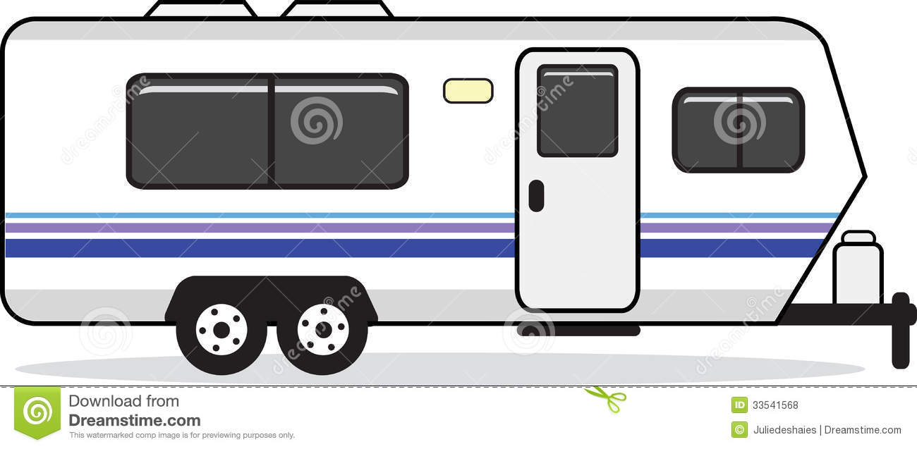 outline drawing of motorhome with Royalty Free Stock Photos Mobile Home Caravan Illustration Image33541568 on  in addition Saint Patricks Day Coloring Pages in addition Vintage Rv Trailer Clipart in addition U11116433 further 9158425035.