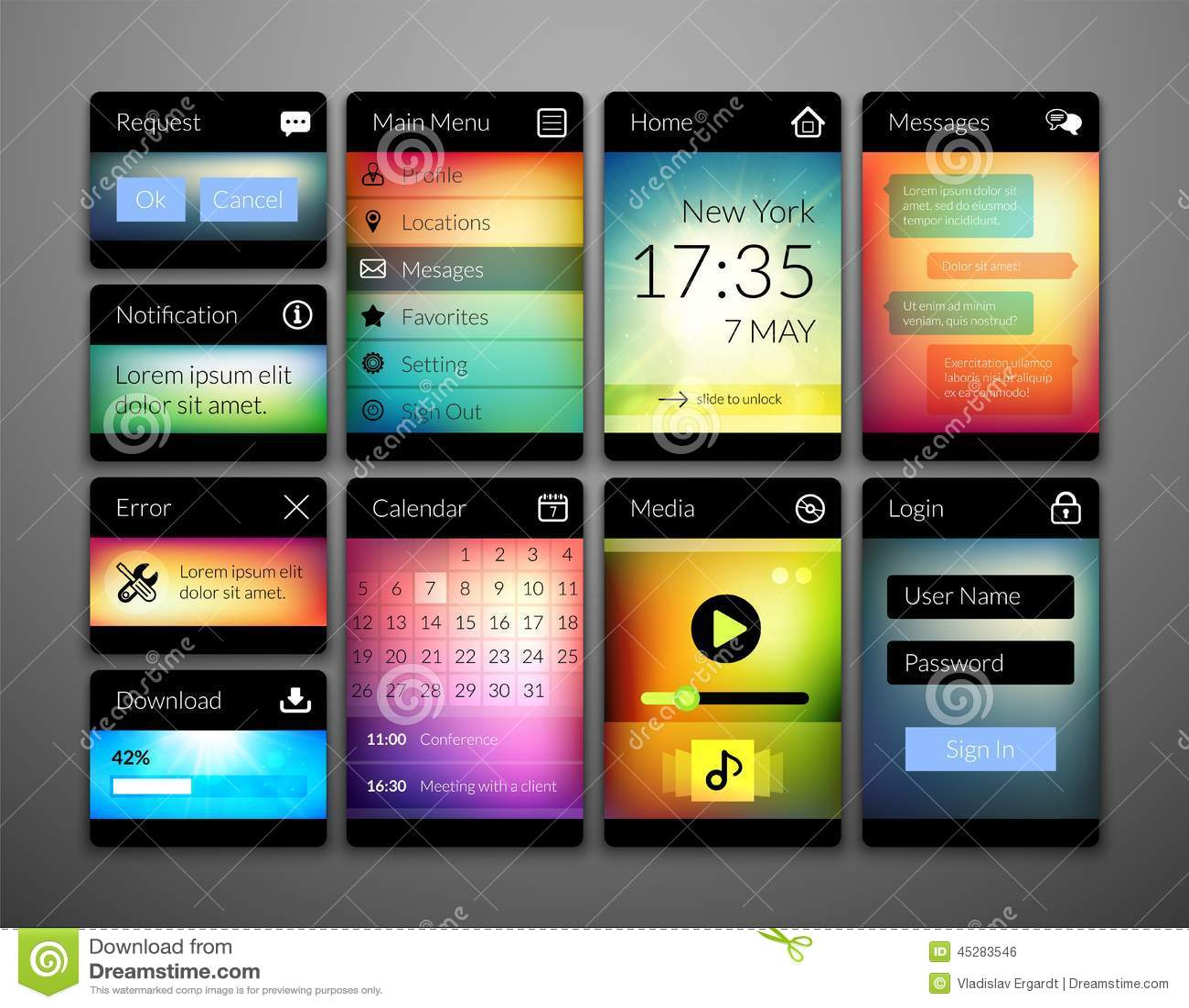 Attirant Mobile Home Page Design   Home Design