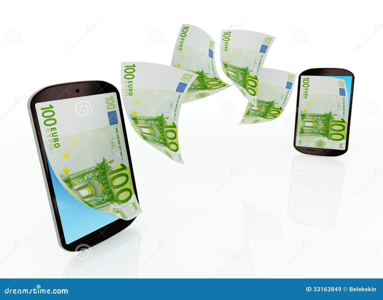 mobile transfer money