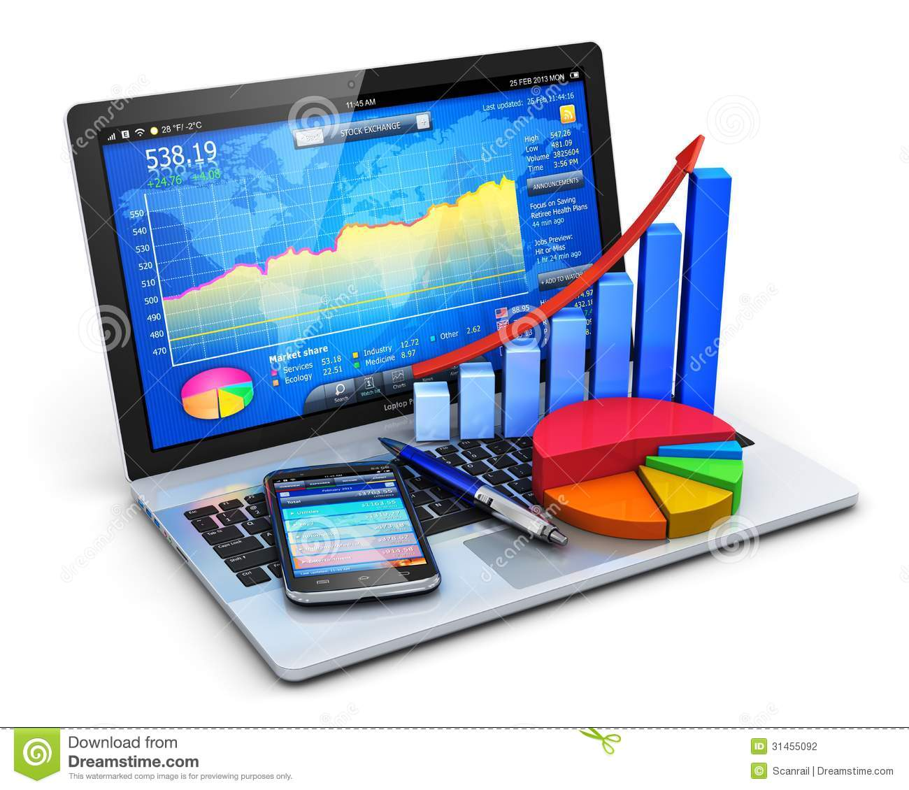 accounting statistics Here's a rundown of 15 small business statistics that help explain the lay of the land.