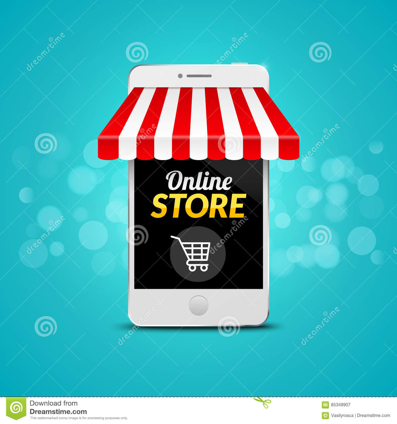 marketing an online store