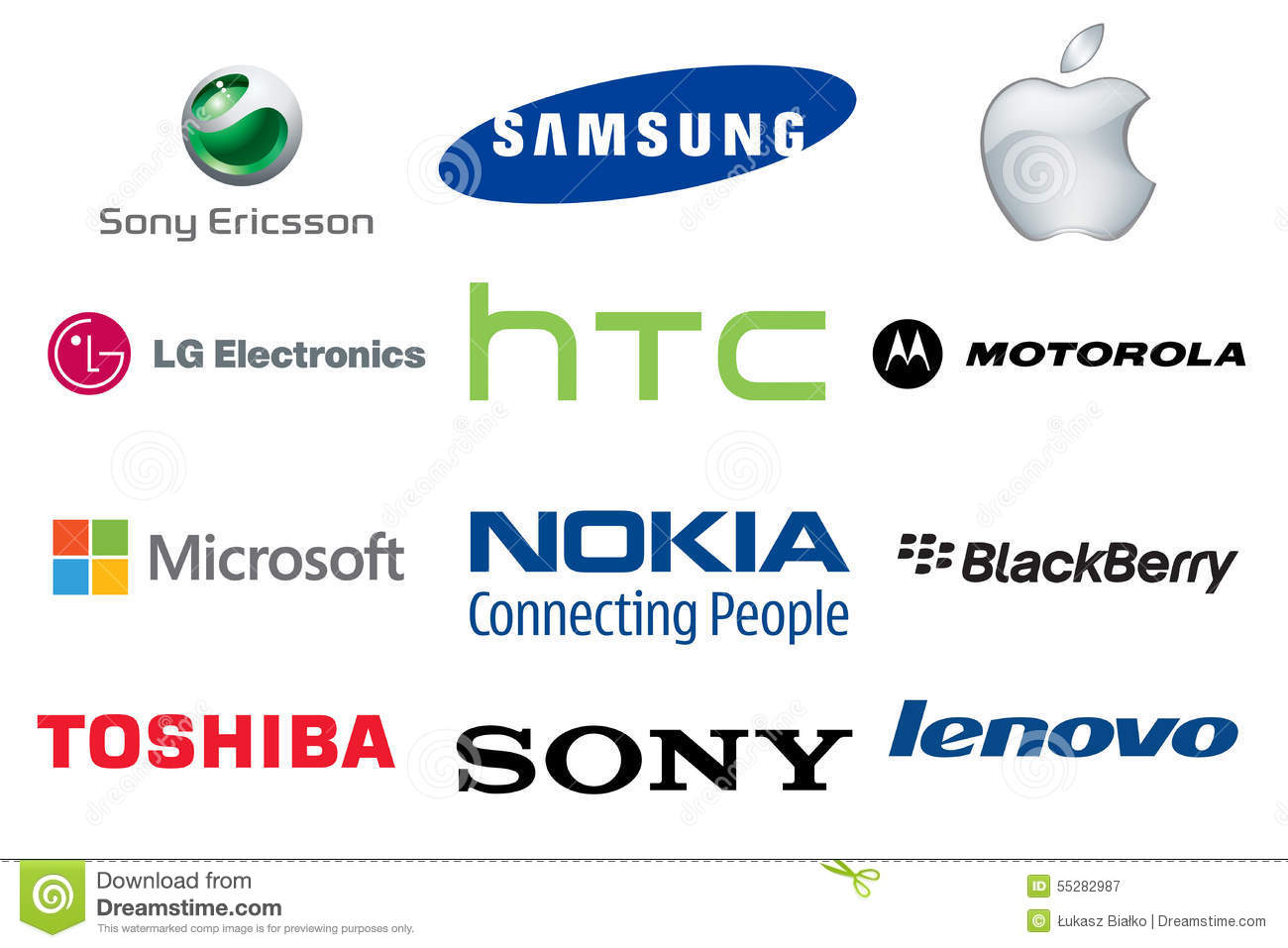 cell phone brands