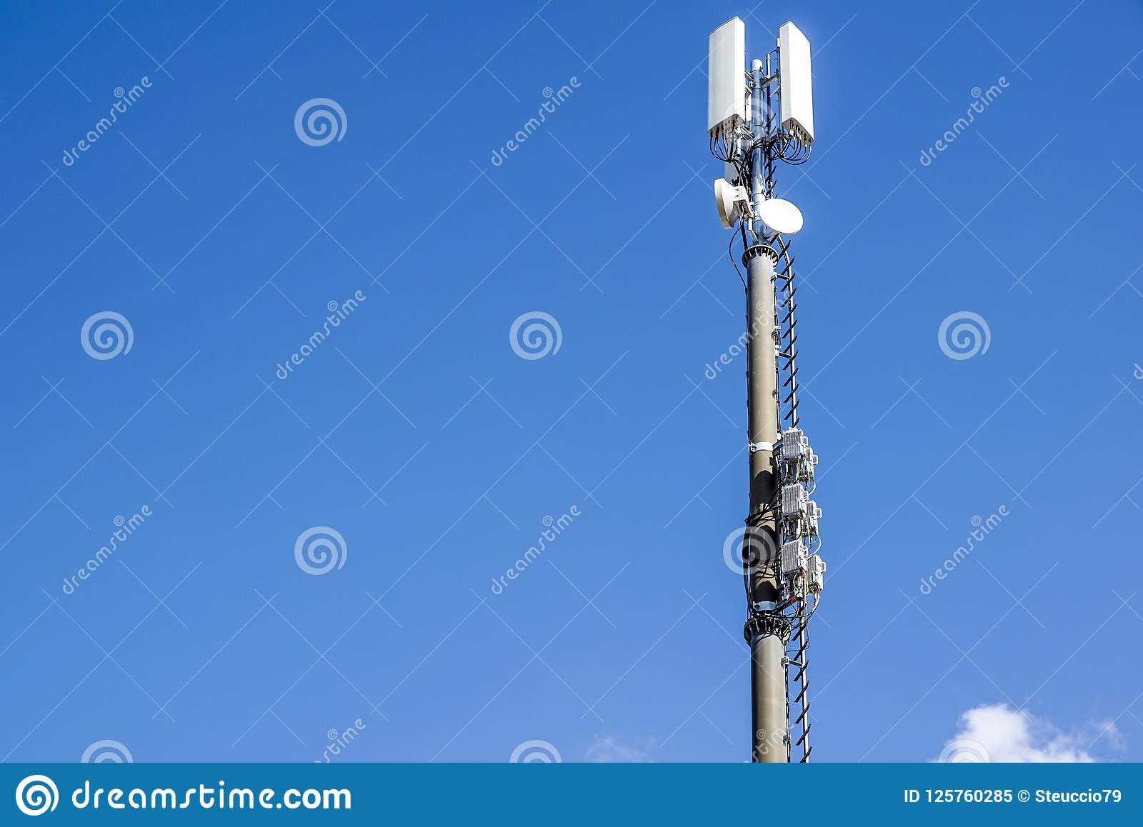 Mobile Phone Communication Repeater Antenna  Mobile Phone Network