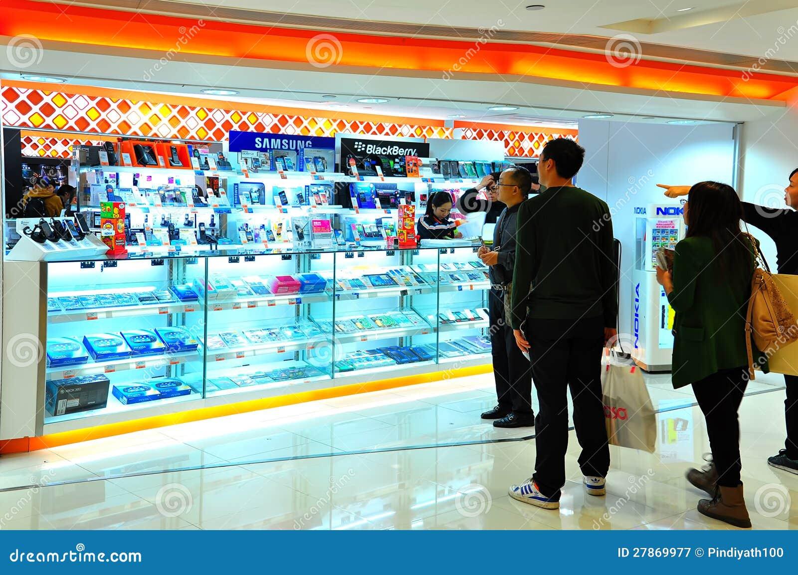 MOBILE PHONE STORE HONG KONG 27869977