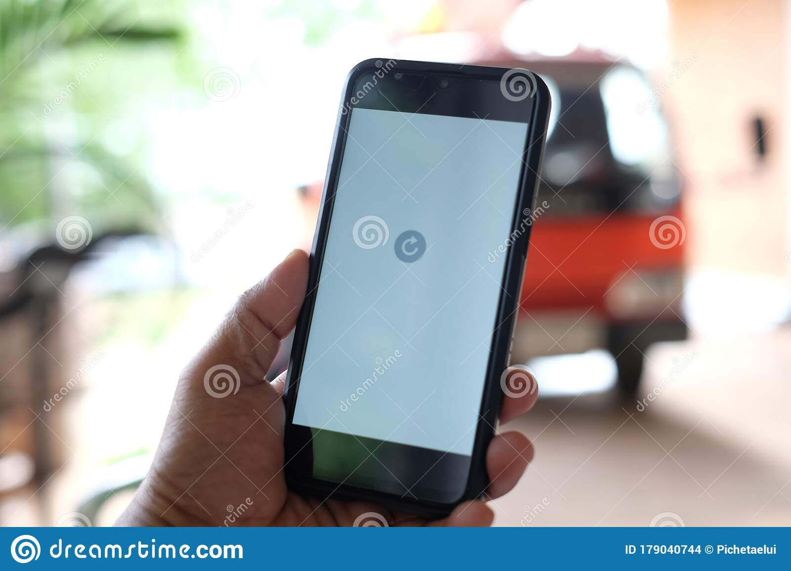 Mobile Phones Without Internet Connection Are Not Easy To Use. Stock Photo - Image of mobile