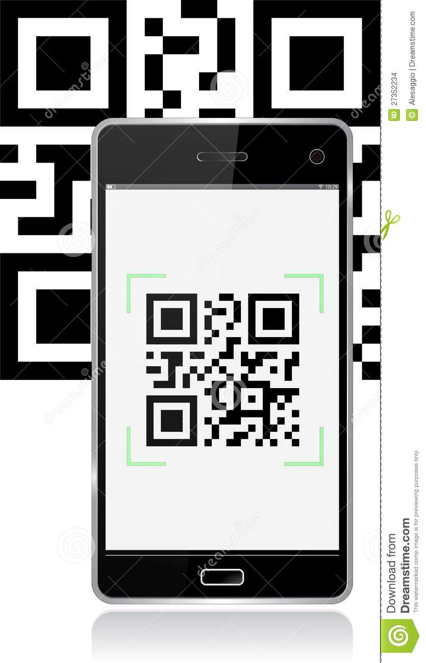 how to read qr code on phone