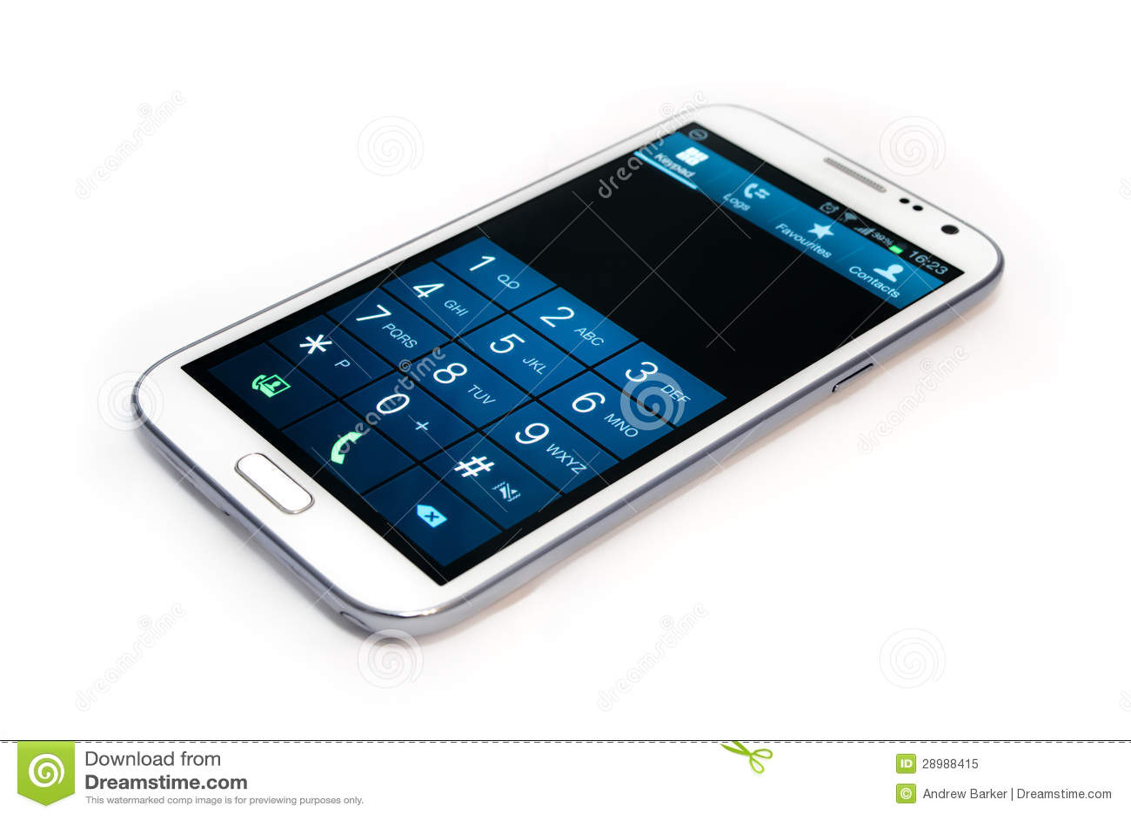 mobile telephone stock image image of business cellphone 28988415. Black Bedroom Furniture Sets. Home Design Ideas