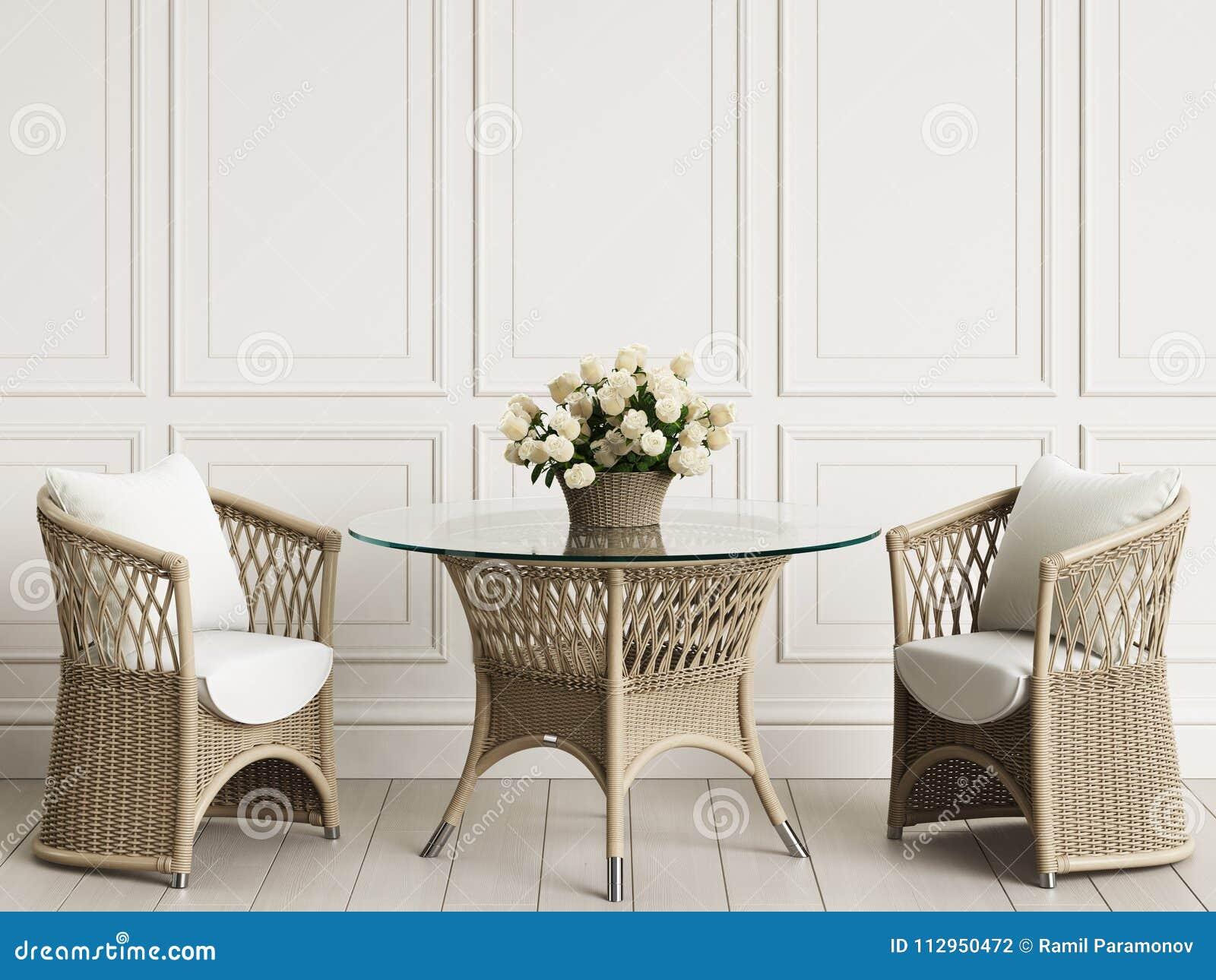 Dichio Mobili Da Giardino.Sedie In Rattan Da Giardino Set Tavolo E Sedia Moderno In Rattan Da