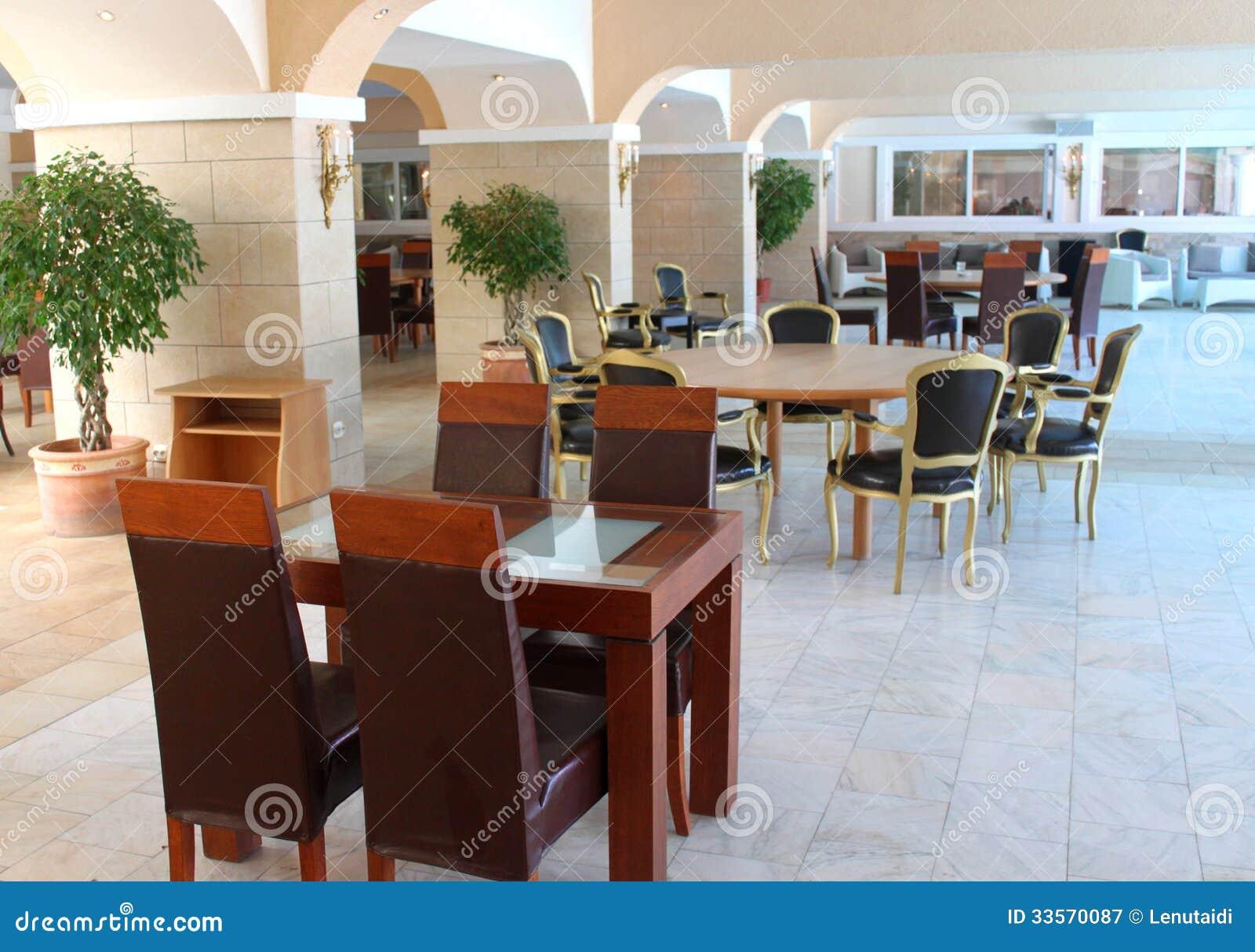 Mobilia moderna del ristorante immagine stock immagine for Mobilia download