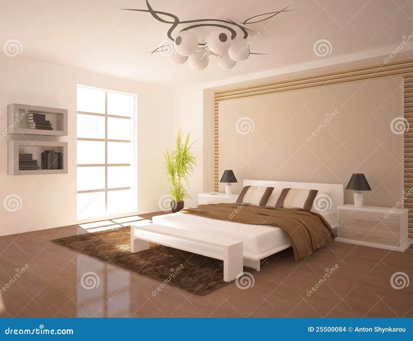Mobilia moderna della camera da letto illustrazione di for Mobilia download