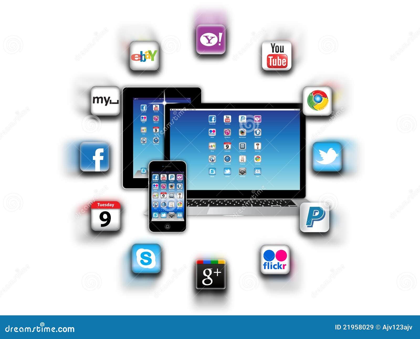 Mobilna apps sieć s dzisiaj co twój