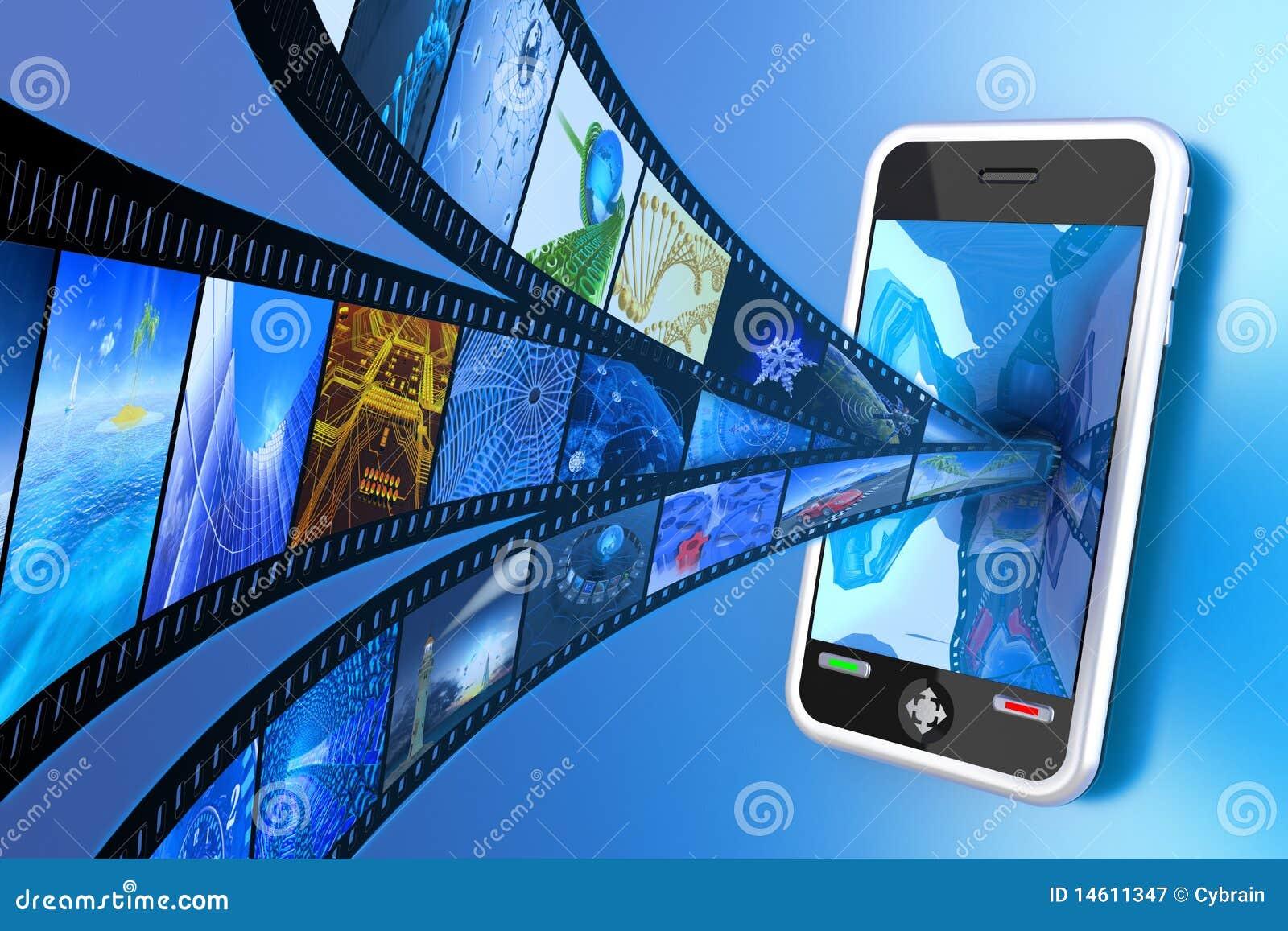 Mobilny wideo