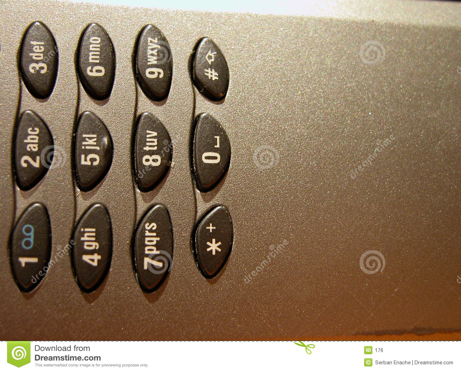 Mobiltelefon för 2 detalj