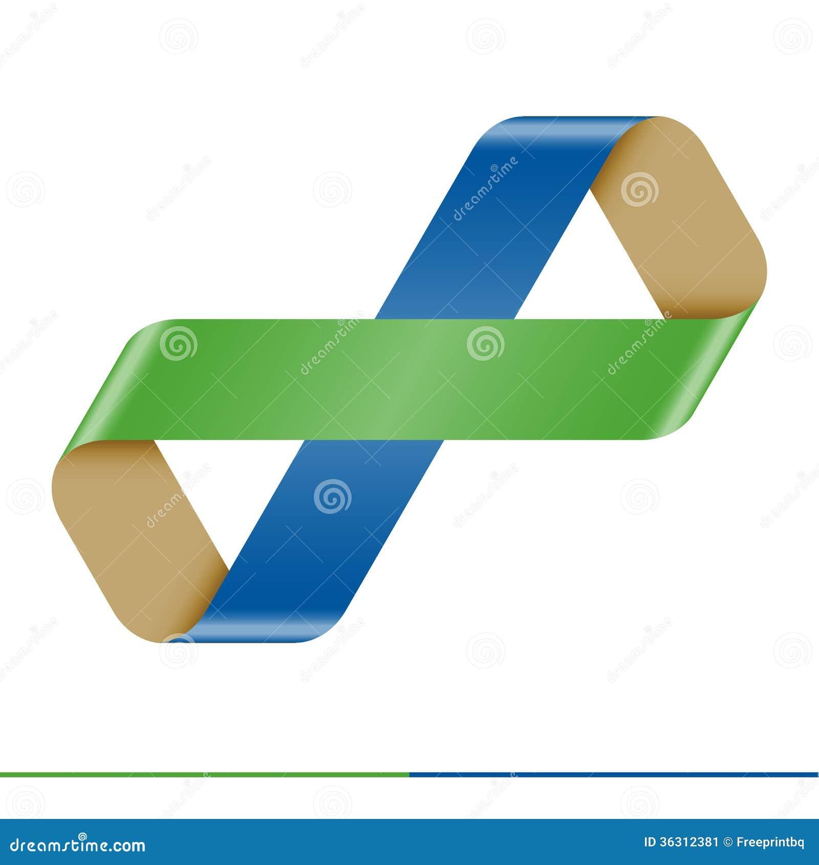 Mobius Strip Of Paper Stock Image Image 36312381