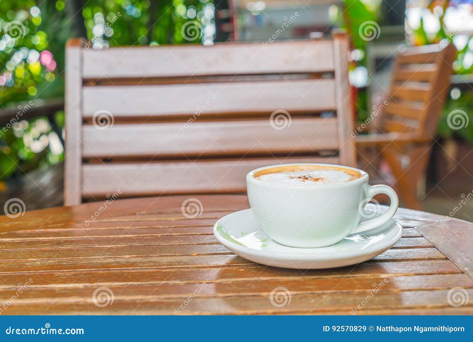 Mocca in caffetteria