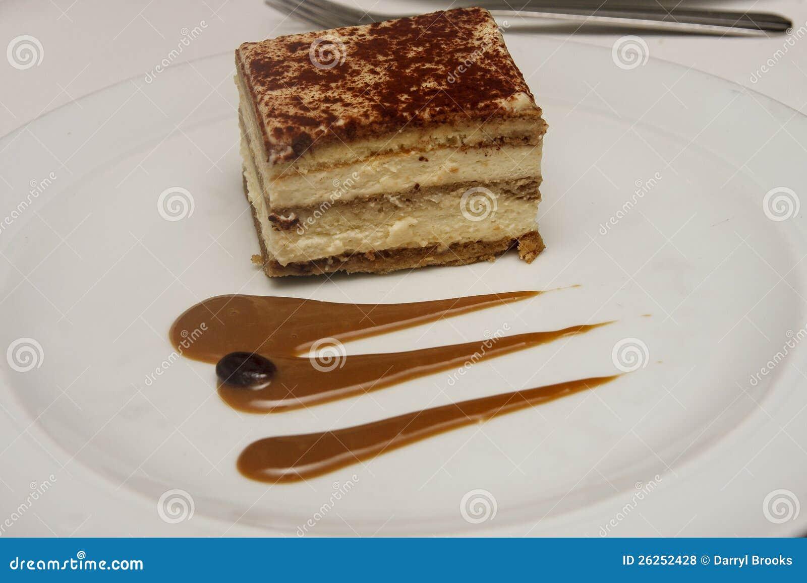 Mocha Custard Dessert Royalty Free Stock Photos - Image: 26252428