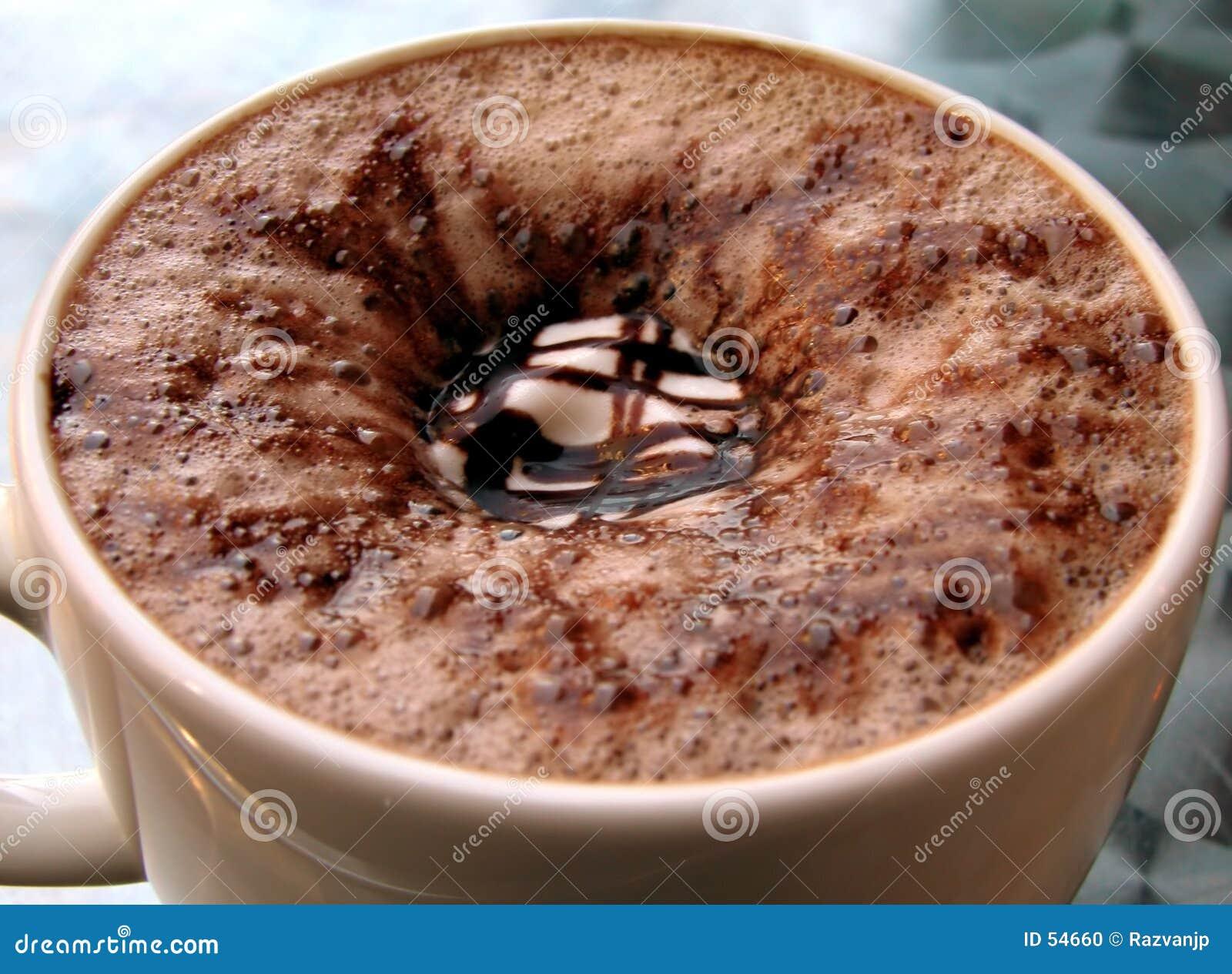 Mocha del café