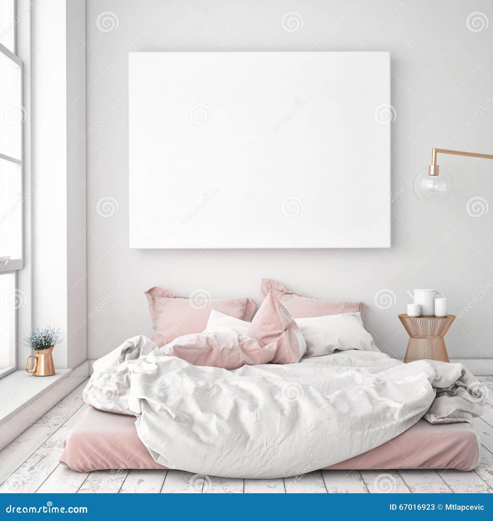 Bedroom Background Illustration