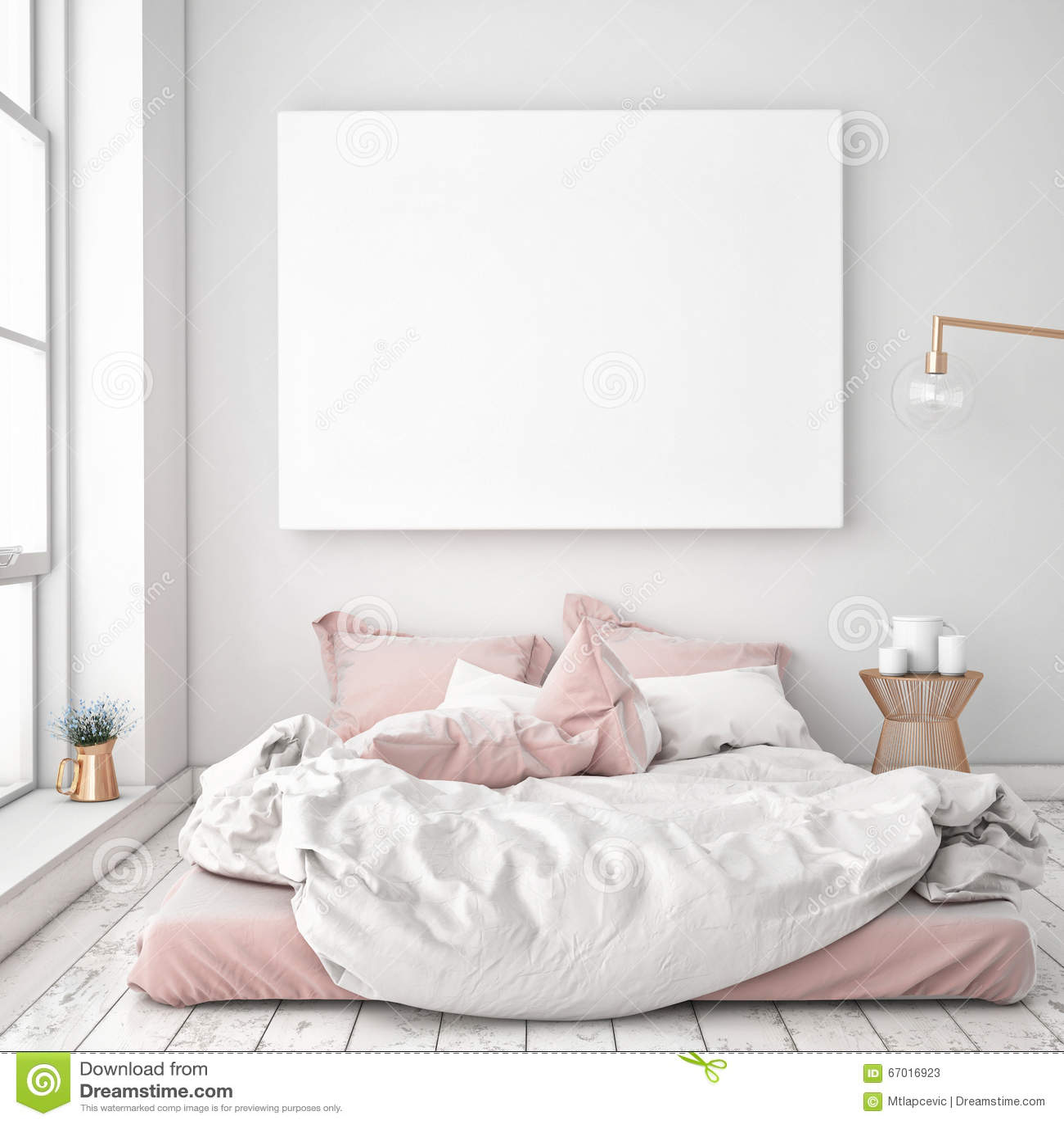 Kids Bedroom Wall Decor Bedroom Designs Latest Bedroom Ideas For Quadruplets Bedroom Blue Carpet: Bedroom Royalty-Free Stock Photography