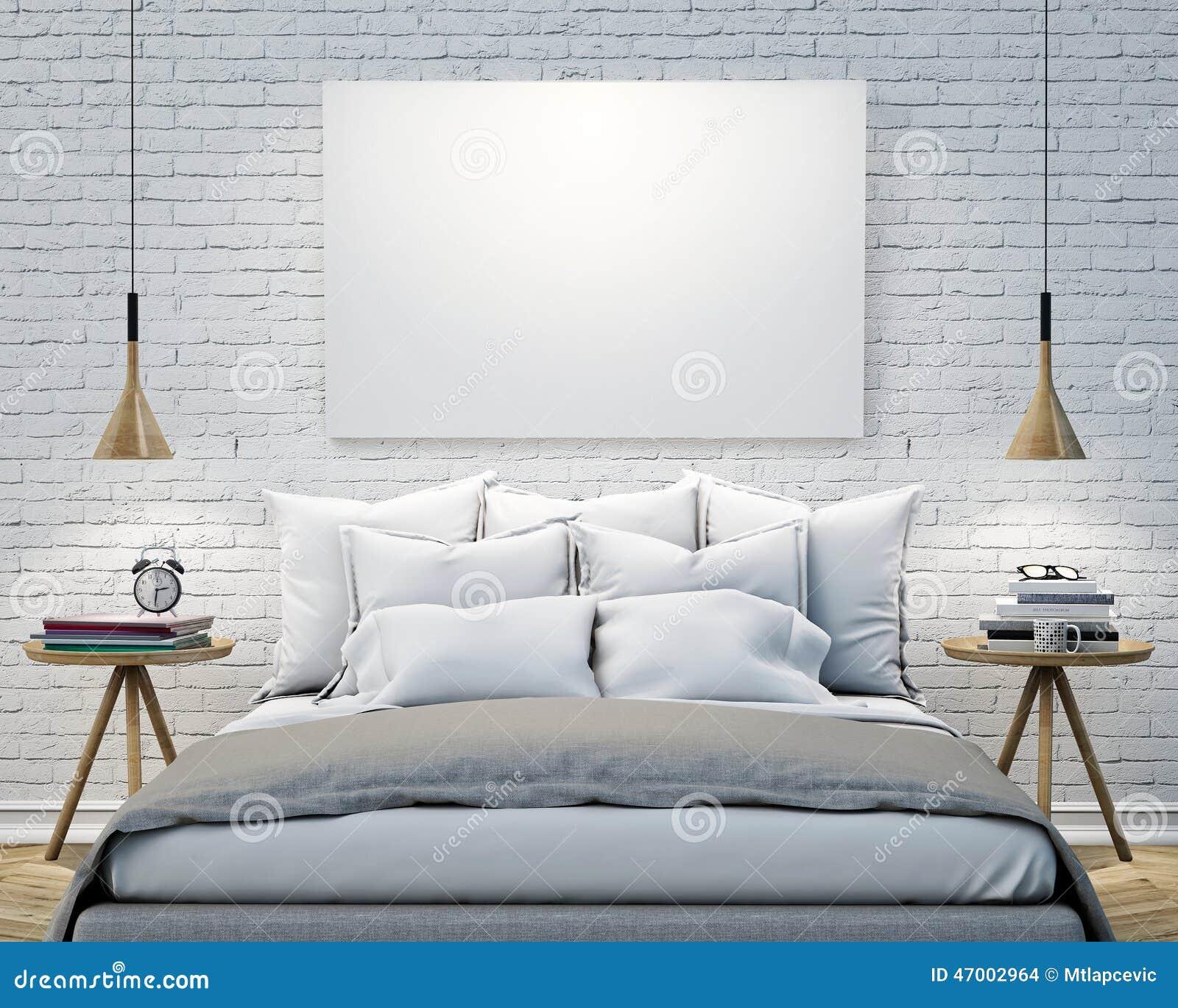 Loft Bedroom Interior Design