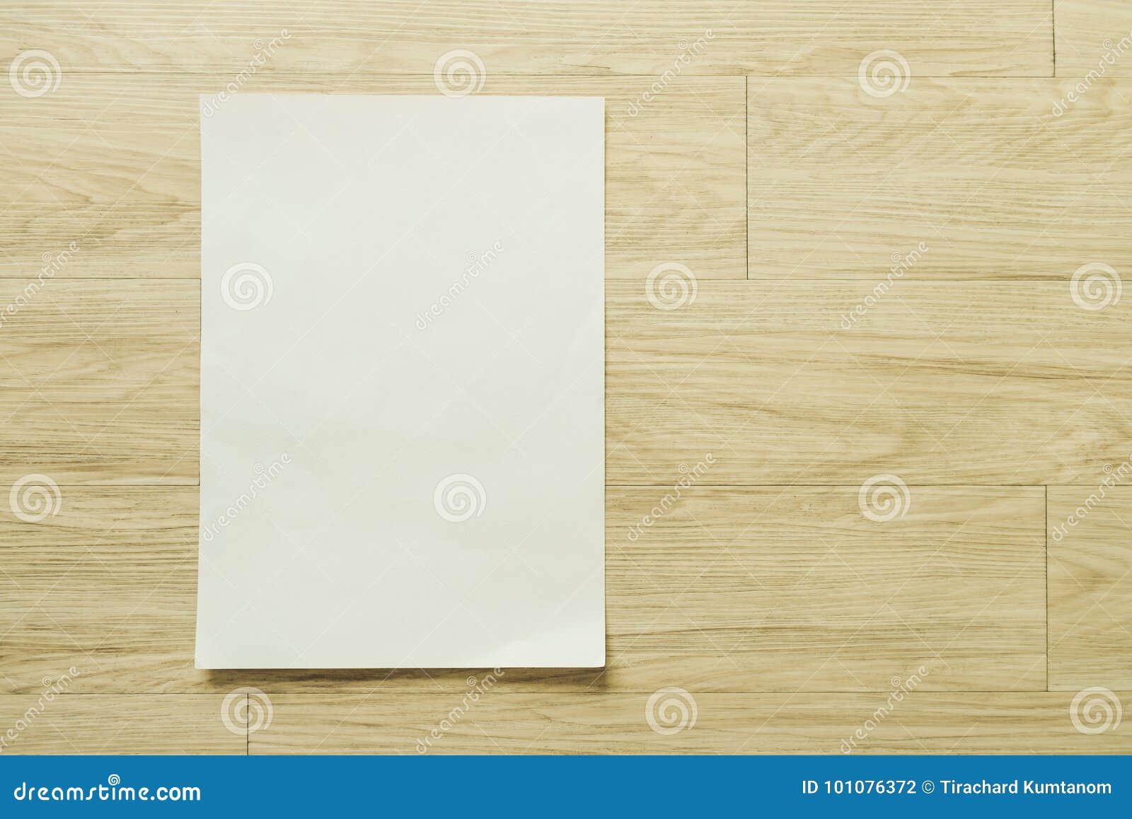 mock up flyer pamphlet brochure design a4 size paper layout space