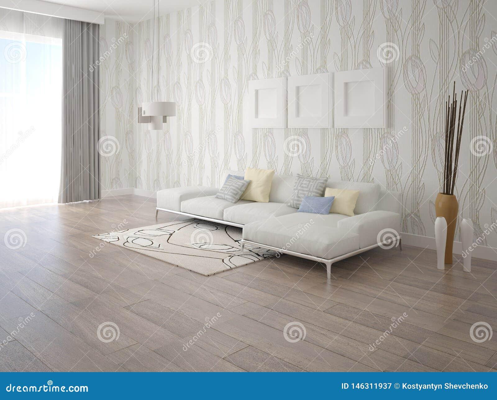 Mock Up Modern Living Room With A Stylish Corner Sofa Stock Illustration Illustration Of Life Picture 146311937,Rabbit Rabbit Rabbit Designs Dresses