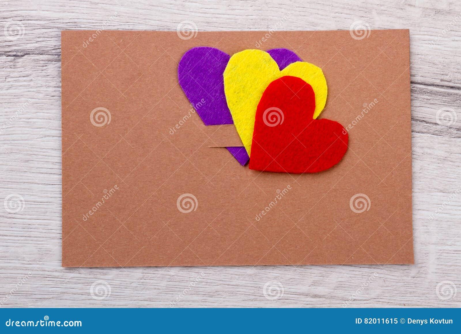 Mockup Of Greeting Card Stock Image Image Of Date Cardboard